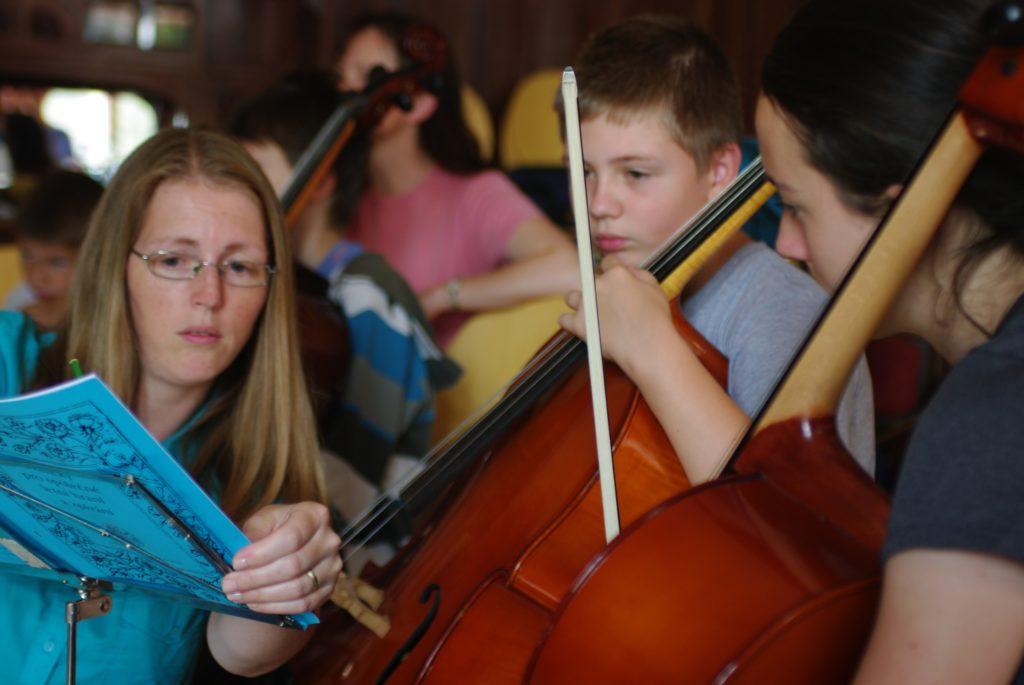 Hudba ve waldorfské škole