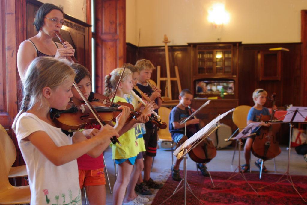 Jak provést dítě hudbou od 3. do 9. třídy základní školy